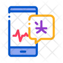 Voice Wave Phone Icon