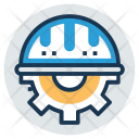 Foreman Construction Laborer Icon