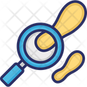 Forensics Investigation Technique Legal Icon