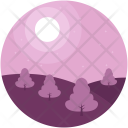 Forest Fir Tree Icon