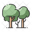 Forest Tree Trees Icon