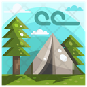 Climbing Climb Mountain Icon