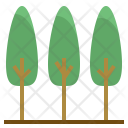Forest Tree Ecology Icon