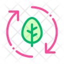 Forest Leaves Tree Icon