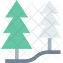 Forestm Forest Tree Icon