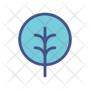 Nature Tree Green Icon