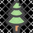 Tree Forest Village Icon