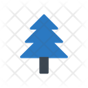 Tree Nature Christmas Icon