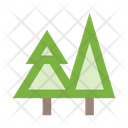 Forest Trees Icon