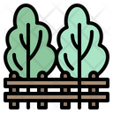 Tree Forest Woodland Icon