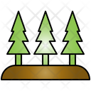Forest Wild Rainforest Icon