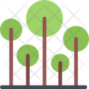 Forest Nature Tree Icon