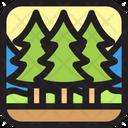 Env Environment Landscape Icon