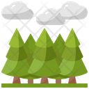 Forest Nature Trees Icon