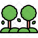 Mother Earth Day Forest Wood Icon