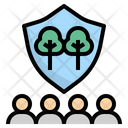 Forest Community Icon