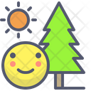 Forest Day Forest Day Icon