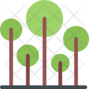 Forest Ecology Nature Icon