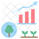 Increase Growth Forest Icon