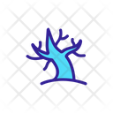 Forest Pollution Icon