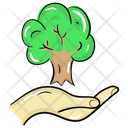 Forest Protection Icon