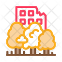 Forest Ruined House Icon