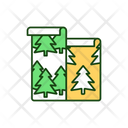 Wallpaper Forest Nature Icon