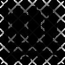Forex Chart Dash Icon