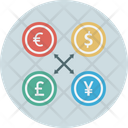 Forex Exchange Forex Trading Money Exchange Icon