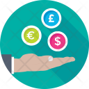 Forex Trading Currency Icon