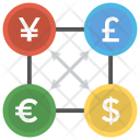 Forex Trading Money Icon