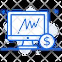 Forex Volatility Icon