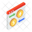 Forex Website Currency Exchange Dollar Exchange Icon