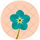 Forget Me Not Flower Forget Icon