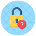 Forgot Password Protect Password Forgot Logon Icon