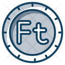 Forint Coin Icon