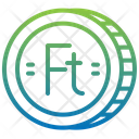 Forint Coin Icon