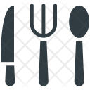 Fork Spoon Knife Icon