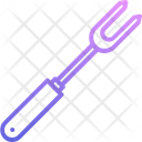 Cooking Fork Grill Icon
