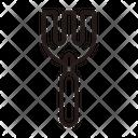 Fork Child Feeding Icon