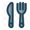 Fork Knife Eat Icon