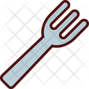 Fork Utensil Cutlery Icon