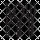 Fork Utensils Spoon Icon