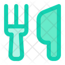 Fork Knife Cooking Icon