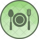 Fork Spoon Tool Icon