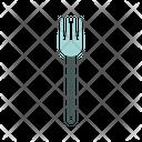 Fork Food Knife Icon