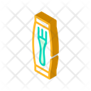 Cutlery Fork Pack Icon