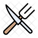 Fork Food Utensils Icon