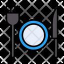 Fork Utensils Restaurant Icon