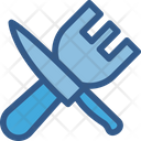 Fork Knife Fork Knife Icon